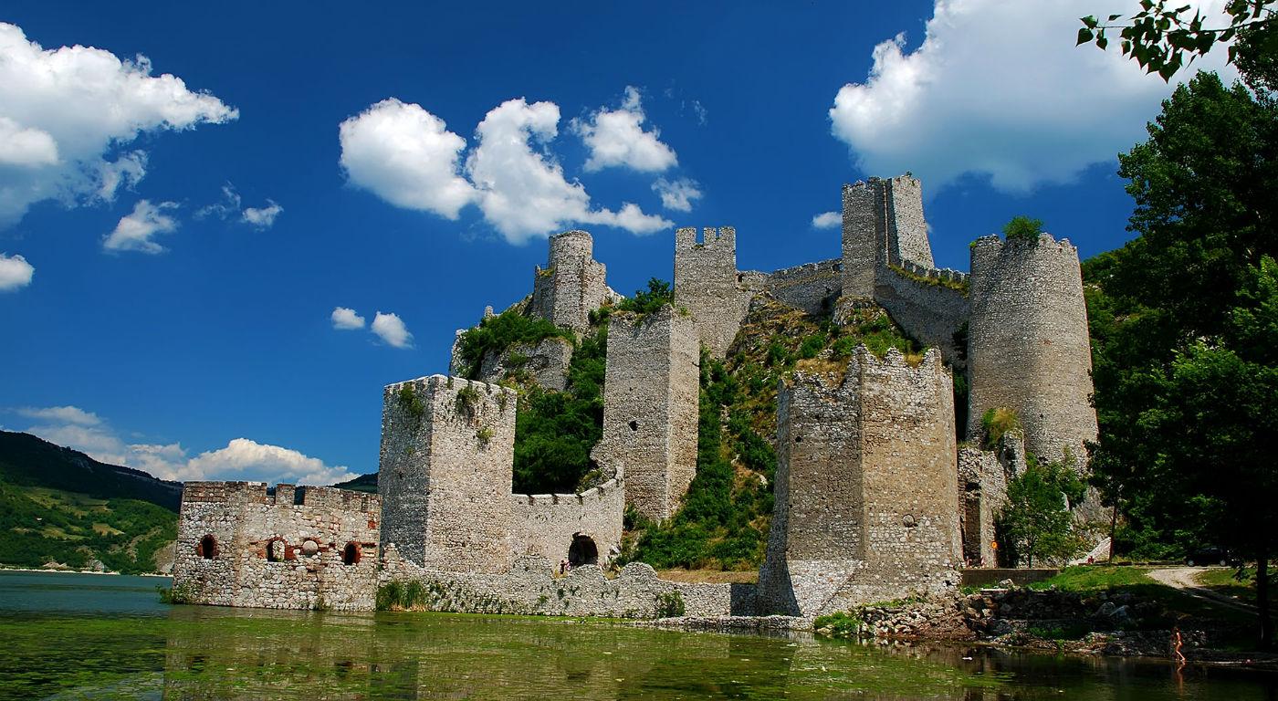Golubačka Tvrđava - Renovirana i Otvorena za turiste