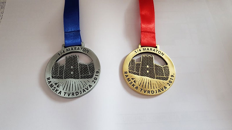 Maraton 1/4 Ramska tvrđava