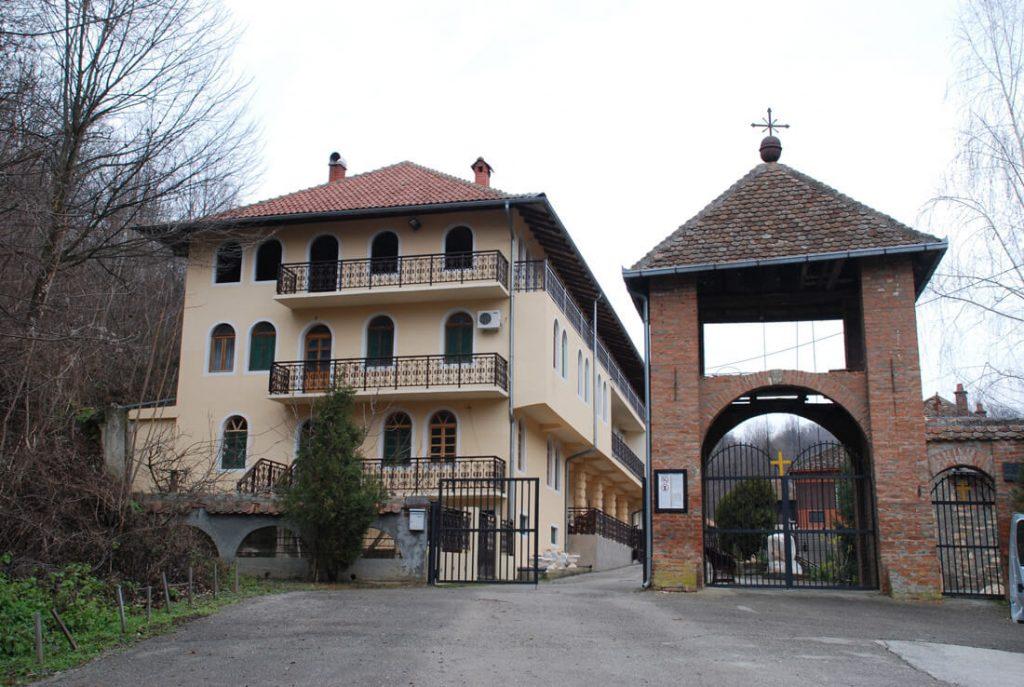 Ulaz u manastir Nimnik