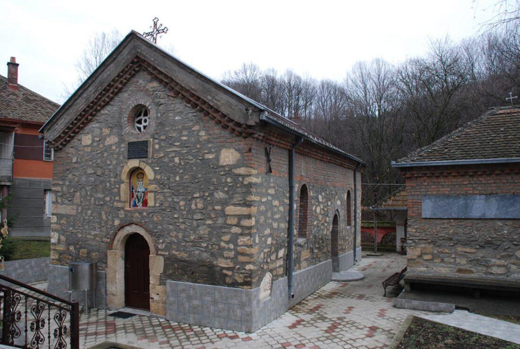 Manastir Nimnik u krupnom planu